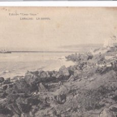 Postales: MARRUECOS, LARACHE LA BARRA. ED. CASA GOYO, FOTOTIPIA HAUSER Y MENET. SIN CIRCULAR. Lote 242392420