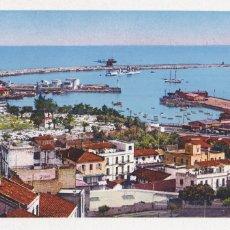 Postales: MARRUECOS, TANGER LE PORT. ED. LA CIGOGNE Nº 522. BYN COLOREADA. SIN CIRCULAR. Lote 243051710