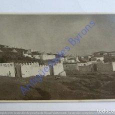 Postales: NADOR. MARRUECOS. CASETAS DE CAMPAÑA. GUERRA DE ÁFRICA. Lote 243959415