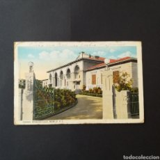 Postales: POSTAL ANTIGUA FILIPINAS MANILA CASINO CLUB ESPAÑOL FP001. Lote 243964030