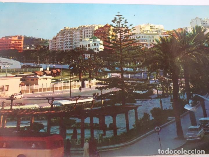Postales: ANTIGUA POSTAL CPSM , TANGER, AV ESPAÑA , VER FOTOS - Foto 3 - 245039290