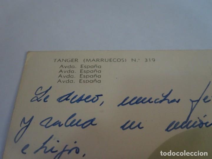 Postales: ANTIGUA POSTAL CPSM , TANGER, AV ESPAÑA , VER FOTOS - Foto 4 - 245039290