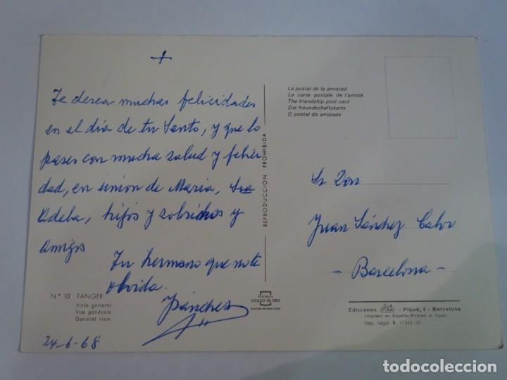 Postales: ANTIGUA POSTAL CPSM , TÁNGER, VISTA GENERAL, VER FOTOS - Foto 2 - 245039610