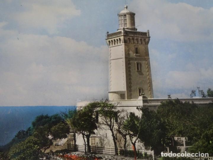 Postales: ANTIGUA POSTAL CPSM , TÁNGER, EL FARO, VER FOTOS - Foto 3 - 245040125