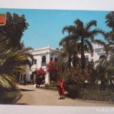 Postales: ANTIGUA POSTAL CPSM , TÁNGER, CLUB EUROPEO DE TURISMO MALABATA, VER FOTOS. Lote 245047535