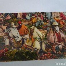 Postales: ANTIGUA POSTAL CPSM , TÁNGER, VENDEDORAS DE FRUTAS, VER FOTOS. Lote 245048630