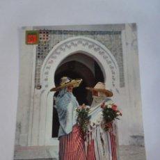 Postales: ANTIGUA POSTAL CPSM , TÁNGER, TRAJES TÍPICOS, VER FOTOS. Lote 245048880