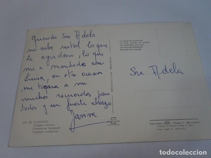 Postales: ANTIGUA POSTAL CPSM , TÁNGER, TRAJES TÍPICOS, VER FOTOS - Foto 2 - 245048880
