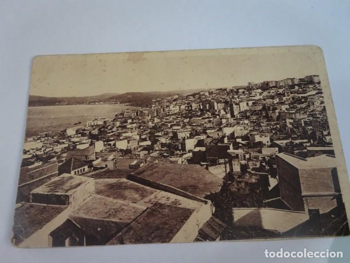 ANTIGUA POSTAL CPA , TÁNGER, VISTA GENERAL, VER FOTOS (Postales - Postales Temáticas - Ex Colonias y Protectorado Español)