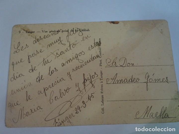 Postales: ANTIGUA POSTAL CPA , TÁNGER, VISTA GENERAL, VER FOTOS - Foto 2 - 245049160