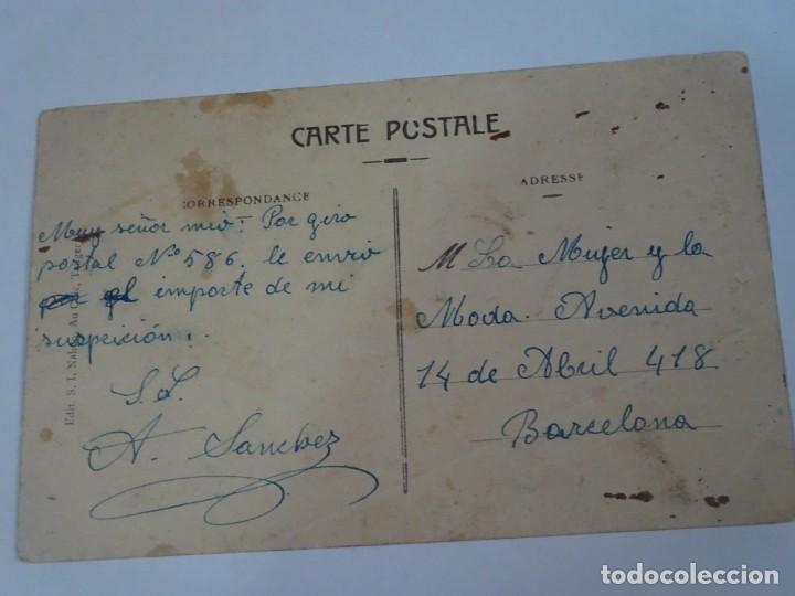 Postales: ANTIGUA POSTAL CPA , TÁNGER, LA MEZQUITA, VER FOTOS - Foto 2 - 245049625