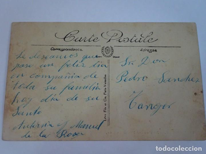 Postales: ANTIGUA POSTAL CPA , TÁNGER, PASEO MARÍTIMO , VER FOTOS - Foto 3 - 245050655