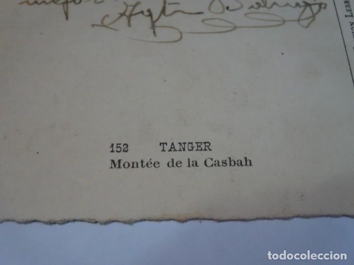 Postales: ANTIGUA POSTAL CPA, TÁNGER, SUBIDA A LA CASBAH, VER FOTOS - Foto 4 - 245053575