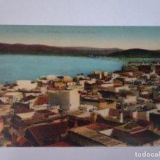 Postales: ANTIGUA POSTAL CPA, TÁNGER, VISTA GENERAL, VER FOTOS. Lote 245054145