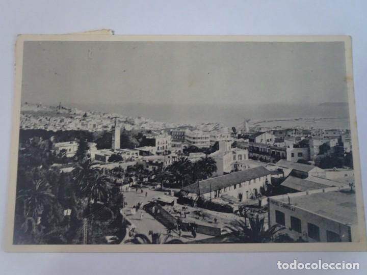 ANTIGUA POSTAL CPA, TÁNGER, VISTA GENERAL, VER FOTOS (Postales - Postales Temáticas - Ex Colonias y Protectorado Español)