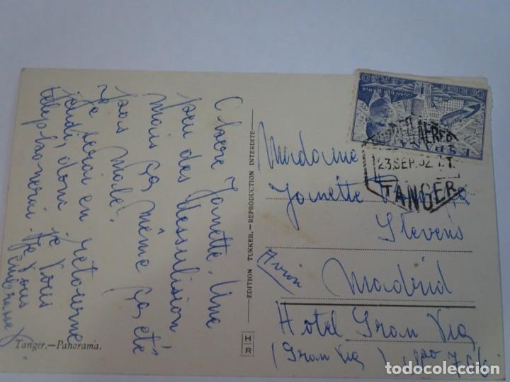 Postales: ANTIGUA POSTAL CPA, TÁNGER, VISTA GENERAL, VER FOTOS - Foto 2 - 245066165