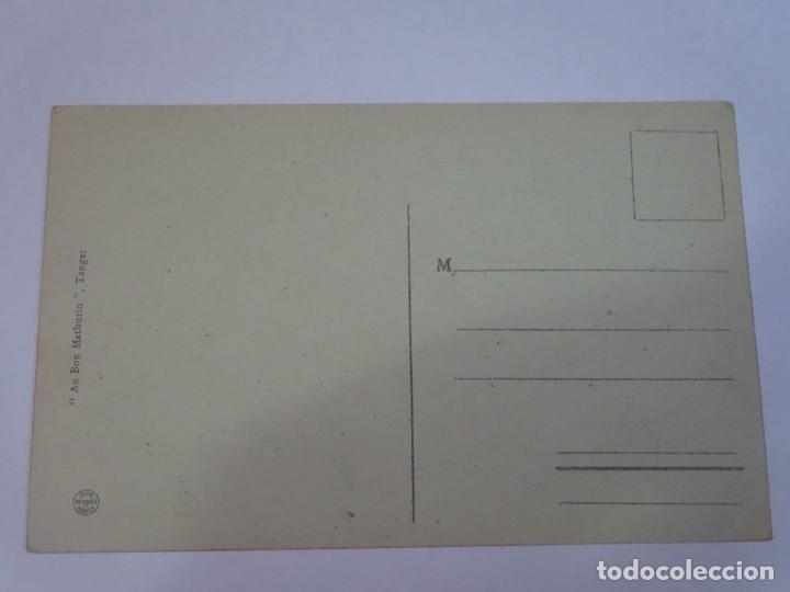 Postales: ANTIGUA POSTAL CPA, TÁNGER, PALABRÉS ET RÉUNIONS DE TRIBUS, VER FOTOS - Foto 3 - 245066670