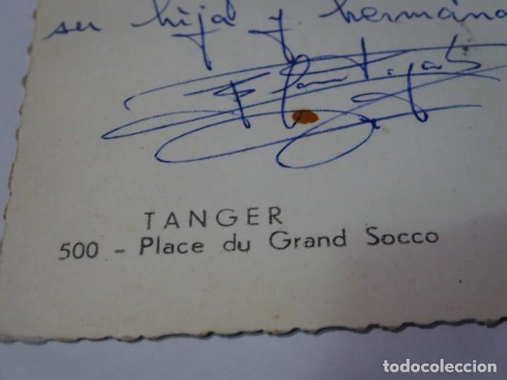 Postales: ANTIGUA POSTAL CPSM, TÁNGER, PLAZA DEL GRAN ZOCO, VER FOTOS - Foto 4 - 245077085