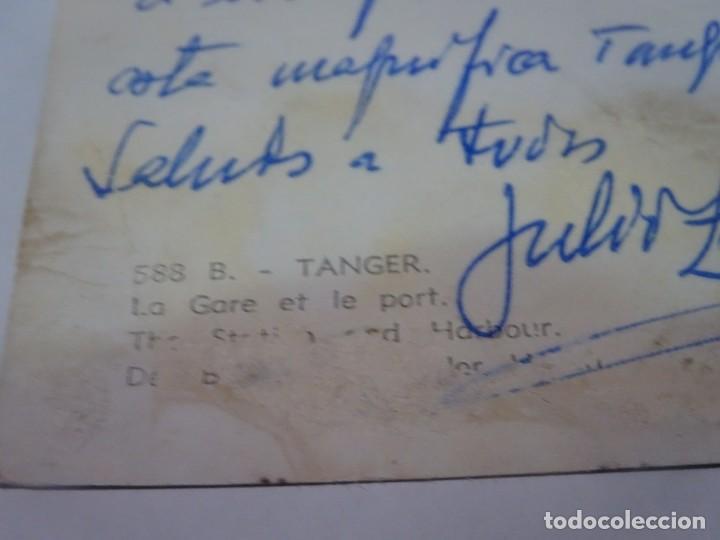 Postales: ANTIGUA POSTAL CPSM, TÁNGER, PUERTO, VER FOTOS - Foto 4 - 245077285