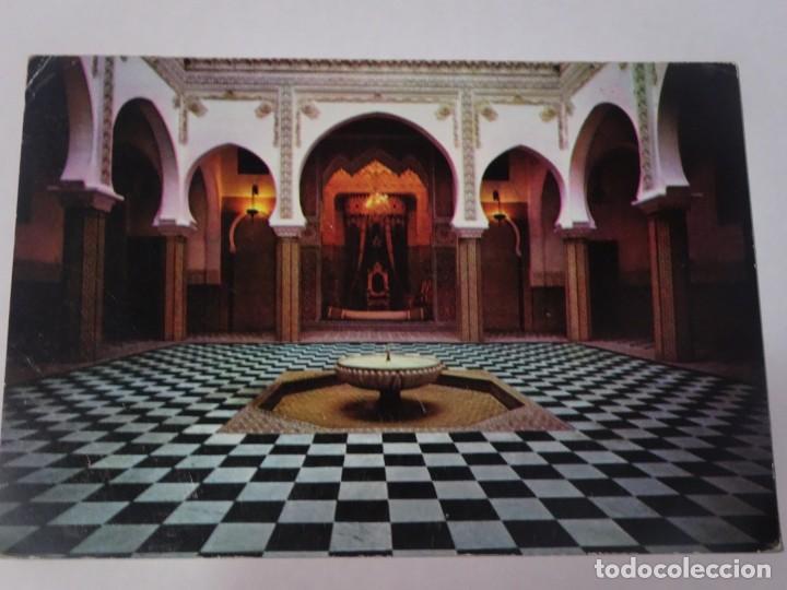ANTIGUA POSTAL CPSM, TETUAN, PALACIO REAL, VER FOTOS (Postales - Postales Temáticas - Ex Colonias y Protectorado Español)