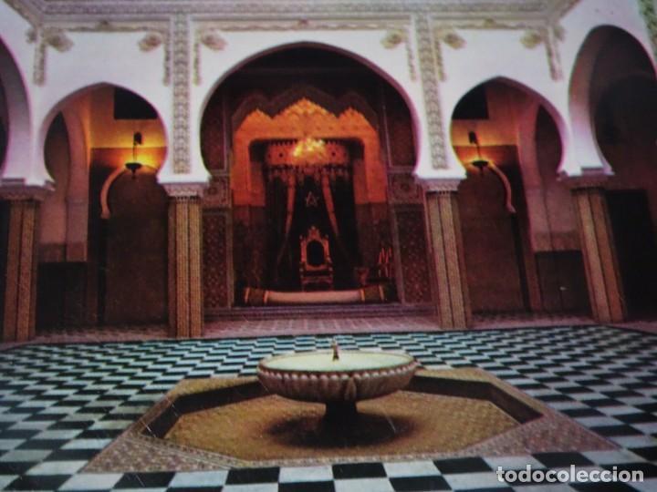 Postales: ANTIGUA POSTAL CPSM, TETUAN, PALACIO REAL, VER FOTOS - Foto 2 - 245080625