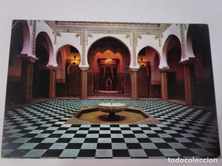 Postales: ANTIGUA POSTAL CPSM, TETUAN, PALACIO REAL, VER FOTOS - Foto 4 - 245080625