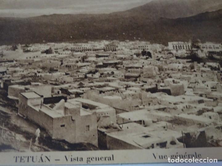 Postales: ANTIGUA POSTAL CPSM, TETUÁN, VISTA GENERAL, VER FOTOS - Foto 3 - 245083795