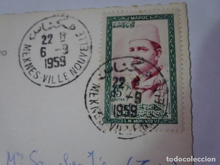 Postales: ANTIGUA POSTAL CPSM , MARRUECOS - MEKNES , VER FOTOS - Foto 6 - 245090250