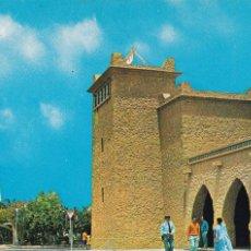 Postales: MARRUECOS, SAHARA, CABILDO Y AYUNTAMIENTO. ED. RABADAN Nº 30005. AÑO 1970. ESCRITA. Lote 245473980