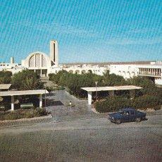 Postales: MARRUECOS, SAHARA, AAIUN, PLAZA DE AFRICA. ED. ESCUDO DE ORO Nº 1. AÑO 1966. ESCRITA. Lote 245474875