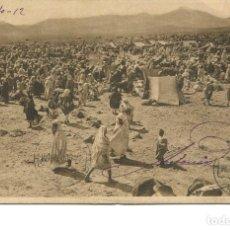 Postales: EL RIF-ZOCO EL YEEMA DE MAZUZA-AÑO 1912- HAUSER. Lote 247294005