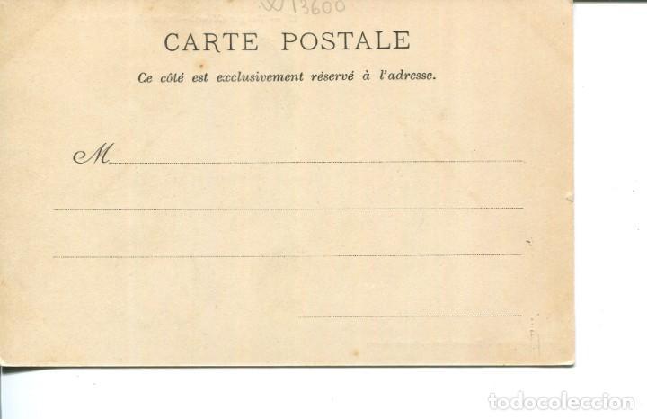 Postales: TANGER-PUERTA DEL GRAN ZOCO- AÑO 1904- SIN DIVIDIR - Foto 2 - 247308350