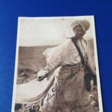 Cartes Postales: POSTAL SERIE EL RIF MORO AL VIENTO - FECHADA ARCILA 1913 - JOSÉ ORTIZ ECHAGÜE. Lote 252538895