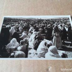 Postales: COSTUMBRES RIFEÑAS ZOCO - EDICIONES FOTO ESPAÑA VILLA ALHUCEMAS. Lote 253854295