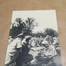 Postales: POSTAL BENCHIMOL MELILLA COLECCIÓN EXCLUSIVA D. - ESCRITA EN 1911. Lote 254992575