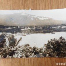 Postales: ANTIGUA POSTAL.SANTA ISABEL.GUINEA ESPAÑOLA. FOTO CALIFORNIA.BATA.GUINEA Nº 208. 1958. Lote 260757435