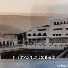 Postales: TETUAN. DELEGACIÓN DE CULTURA. CAMPO DE BALONCESTO. FOT. CALATAYUD. Lote 261594185