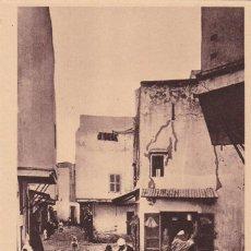 Postales: MARRUECOS, TANGER FONTAINE. ED.LEBRUN FRERES FOTO COMBIER MÂCON Nº 57. SIN CIRCULAR. Lote 277631008