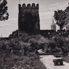 Postales: MARRUECOS, XAUEN LA ALCAZABA. ED. FOTO GARCIA CORTES Nº 741. SIN CIRCULAR. Lote 277632233