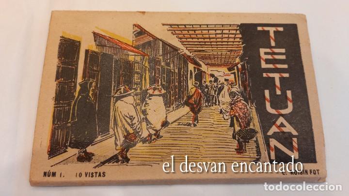 TETUAN. BLOC 10 POSTALES (Postales - Postales Temáticas - Ex Colonias y Protectorado Español)