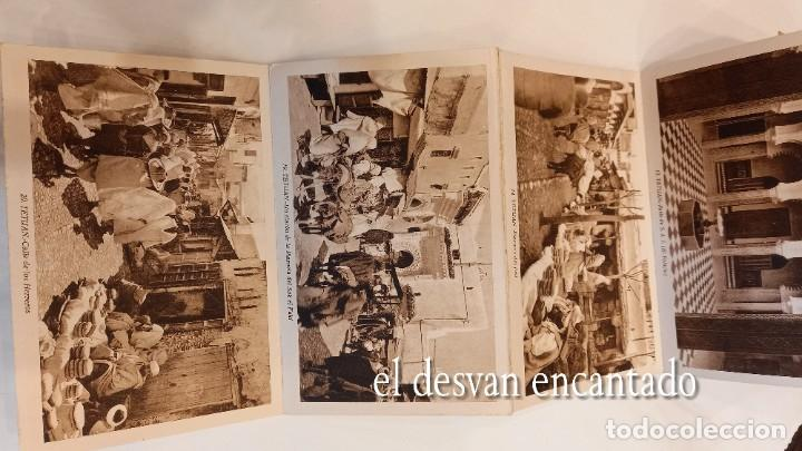 Postales: TETUAN. Bloc 10 postales - Foto 2 - 278176053
