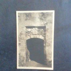 Cartes Postales: POSTAL ARZILA. DETALLE DE PUERTA DE TIERRA. Lote 280664693