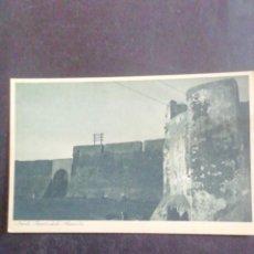 Cartes Postales: POSTAL ARZILA. PUERTA DE LA ALCAZABA. Lote 280665078