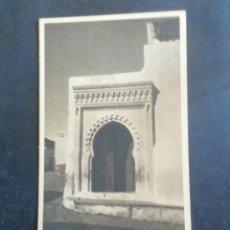 Cartes Postales: POSTAL ARZILA. PUERTA DE UNA MEZQUITA. Lote 280667708
