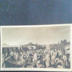 Cartes Postales: POSTAL ARZILA. ZOCO DE EL JUEVES. Lote 280668953