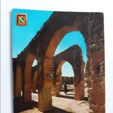 Postales: POSTAL - AAIUN SAHARA ESPAÑOL SMARA. RUINAS DE LA MEZQUITA. Lote 293860978