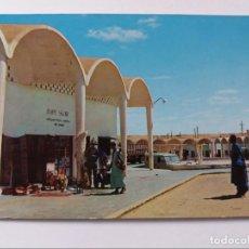 Postales: POSTAL - SAHARA - ZOCO NUEVO - VISTA PARCIAL. Lote 293861033