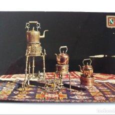 Postales: POSTAL - AAIUN SAHARA ESPAÑOL - TETERAS TIPICAS. Lote 293861123