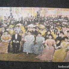 Postales: INAUGURACION DE COLONIA ESPAÑOLA-CUBA-FOTO MARTINEZ OTERO-POSTAL ANTIGUA-(85.214). Lote 295532208