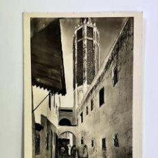 Postales: TETUÁN. POSTAL NO.48, CALLE DE YAMASEL RAYSULL. FOTO ROISIN (A.1954) CÍRCULADA... Lote 295583148